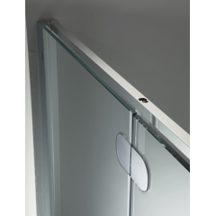 Дверь в нишу распашная Provex Flat
