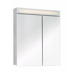 Шкаф зеркальный Uni 70