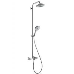 Душевая система для ванны Hansgrohe Raindance Select Showerpipe 240