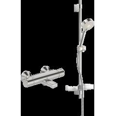 Cмеситель для ванны и душа с комплектом 7414U