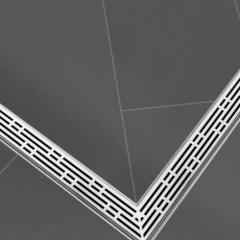 Решетка для дренажных каналов ТЕСЕdrainline