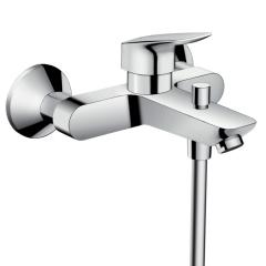 Смеситель для ванны и душа Hansgrohe Logis