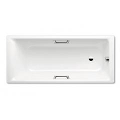 Ванна стальная Kaldewei PURO STAR с отв. для ручек+ Easy-clean 180*80