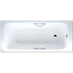 Ванна стальная Kaldewei CAYONO Star с отв. для ручек 180*80