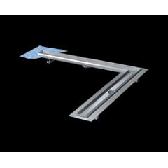 Угловой дренажный канал TECEdrainline