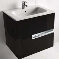 Шкафчик под раковину Roca Victoria Nord Black Edition